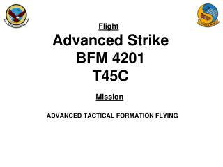 Advanced Strike BFM 4201 T45C