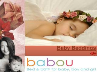 Best place to buy Baby Bedding