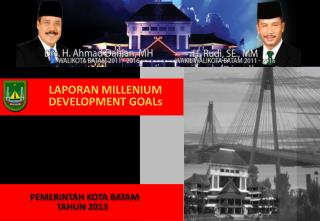 LAPORAN MILLENIUM DEVELOPMENT GOALs