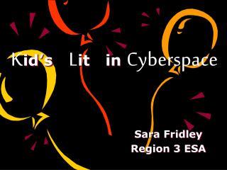 K id's L it   in Cyberspace