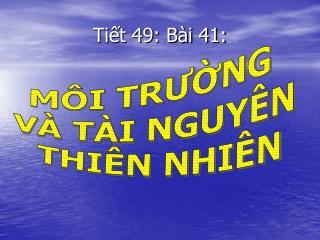 Ti?t 49: B�i 41: