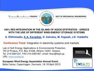European Wind Energy Association Annual Event,