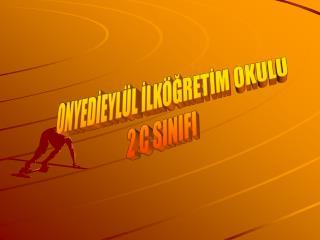 ONYEDİEYLÜL İLKÖĞRETİM OKULU 2 C SINIFI
