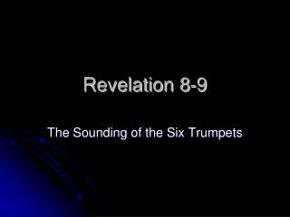 Revelation 8-9