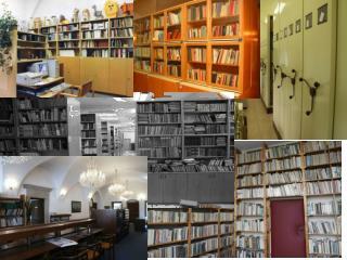 Knihovny muzeí a galerií Zlínského kraje zpráva o činnosti