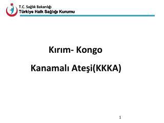 K?r?m- Kongo          Kanamal? Ate?i(KKKA)