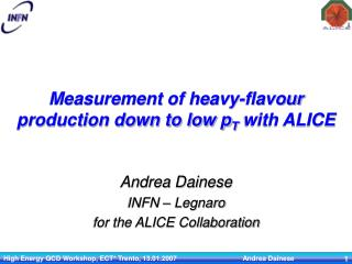 Measurement of heavy-flavour production down to low p T  with ALICE
