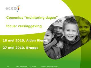 18 mei 2010, Alden Biesen 27 mei 2010, Brugge