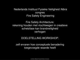 ontwerp en realisatie bioscoop Hengelo in nauwe samenwerking met lokale brandweer