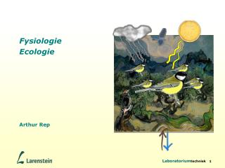 Fysiologie Ecologie Arthur Rep
