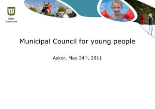 Municipal Council for young people