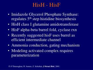 HisH - HisF
