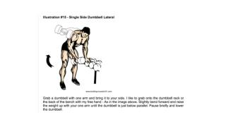 Joe Liotine Lifetime - Shoulder Exercises