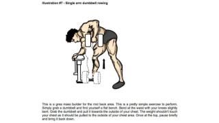 Joe Liotine Lifetime - Back Exercises