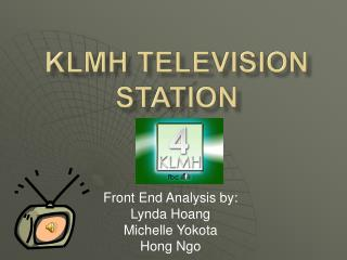 KLMH Television Station