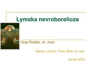 Lymska nevroborelioza