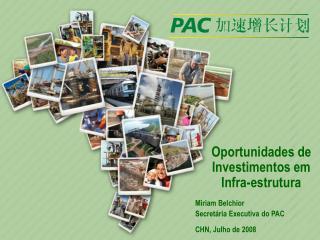 Oportunidades de Investimentos em Infra-estrutura