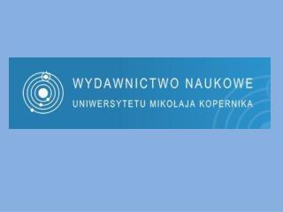 Wydawnictwo Naukowe UMK