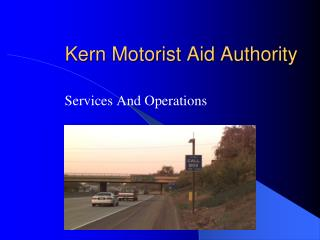 Kern Motorist Aid Authority