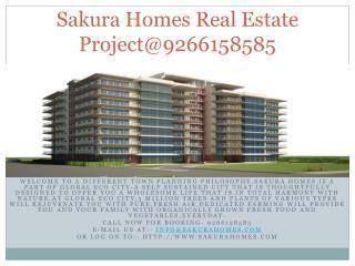 Sakura Homes Real Estate Project@9266158585