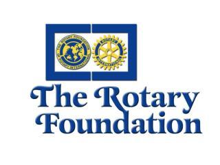 Rotary Foundation Programs