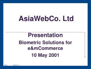 AsiaWebCo. Ltd