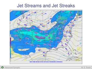 Jet Streams and Jet Streaks