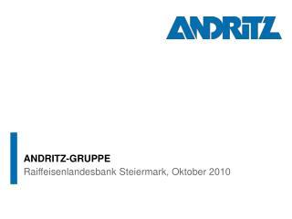 Raiffeisenlandesbank Steiermark, Oktober 2010
