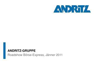 Roadshow Börse-Express, Jänner 2011