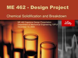 ME 462 - Design Project