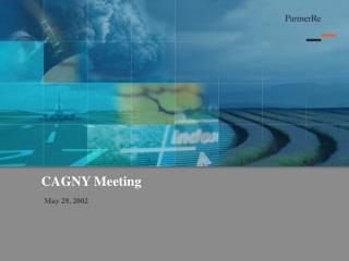 CAGNY Meeting