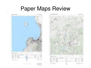 Paper Maps Review