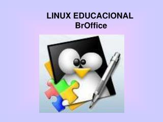LINUX EDUCACIONAL BrOffice