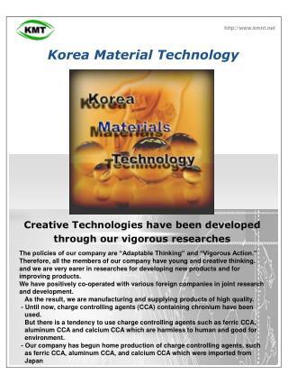 Korea Material Technology