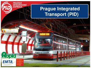 Prague Integrated Transport (PID)