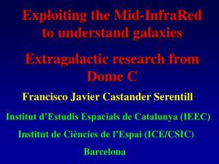 Francisco Javier Castander Serentill