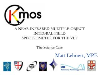 A NEAR-INFRARED MULTIPLE-OBJECT INTEGRAL-FIELD SPECTROMETER FOR THE VLT The Science Case