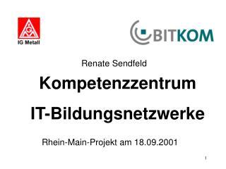 Kompetenzzentrum  IT-Bildungsnetzwerke
