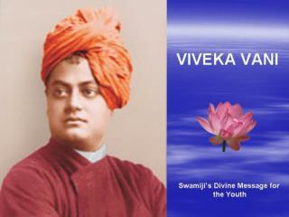 Teachings of Vivekananda