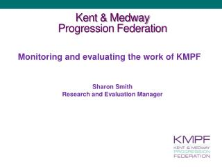 Kent & Medway  Progression Federation