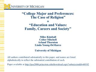 Higher education is associated with attitudes towards