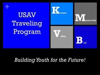 USAV  Traveling Program