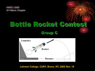 Bottle Rocket Contest Group C