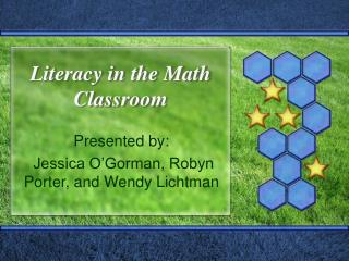 Literacy in the Math Classroom