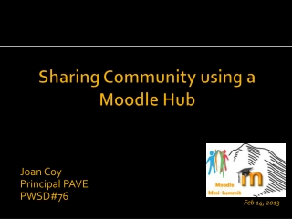 Using Moodle to Facilitate Online Student-Centered Education
