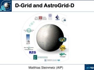 D-Grid and AstroGrid-D