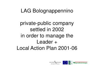 Bolognappennino  Local Action Group