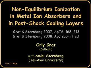 Non-Equilibrium Ionization