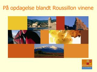 P� opdagelse blandt Roussillon vinene