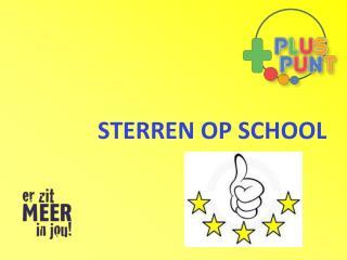 STERREN OP SCHOOL